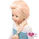 冰雪精靈假髮 兒童萬聖節角色扮演道具配件系列(黃F) AngelHoney天使霓裳