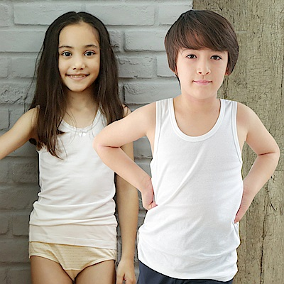 anny pepe 兒童內衣 95%天絲背心