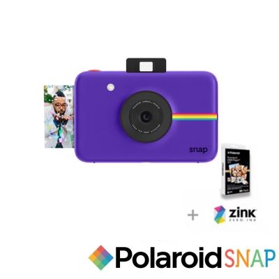 Polaroid SNAP 數位拍立得 神秘紫(公司貨)