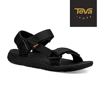TEVA 美國-男 Terra-Float 2 運動涼鞋 黑