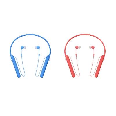 (結帳再折)SONY 無線藍牙頸掛入耳式耳機 WI-C400 (公司貨)