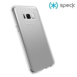 Speck Presidio Clear 三星 Galaxy S8+ 霧透防摔保護殼