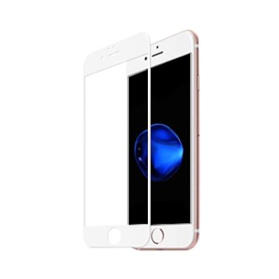 防摔專家  iPhone7 4.7吋 3D曲面全滿版鋼化玻璃貼