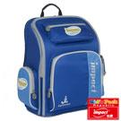 IMPACT-怡寶標準型舒適護脊書包-寶藍IM0050ARB