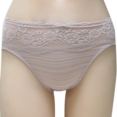 思薇爾 輕沁舒系列M-XXL中低腰日用生理褲(晨曦膚)