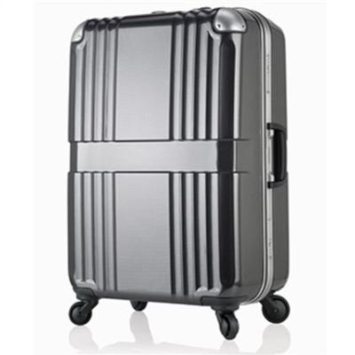 日本 LEGEND WALKER 6020-68-28吋 鋁框輕量行李箱 碳纖黑