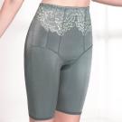 【思薇爾】柔塑曲線系列中重機能長筒束褲(倫敦灰)
