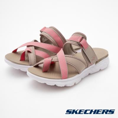 SKECHERS(女)時尚休閒系列OnTheGO 400拖鞋-14670TPE