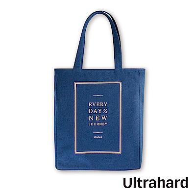 Ultrahard 閱讀書袋Life Inspiration -Every Day(藍))