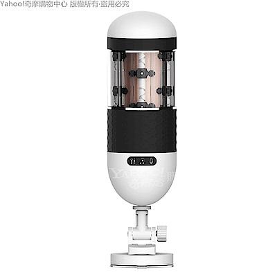 Dibe-8D 浪潮 自錄式+嬌喘發聲8輪滾珠蠕動電動自慰杯