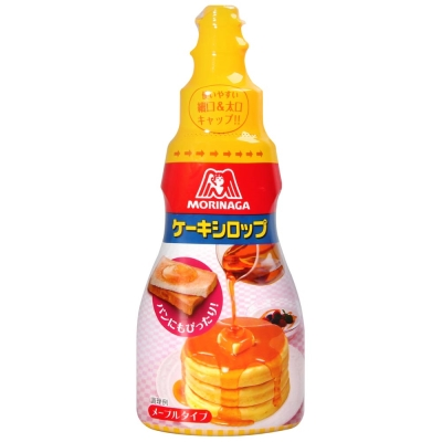 森永 鬆餅專用糖漿(200公克)