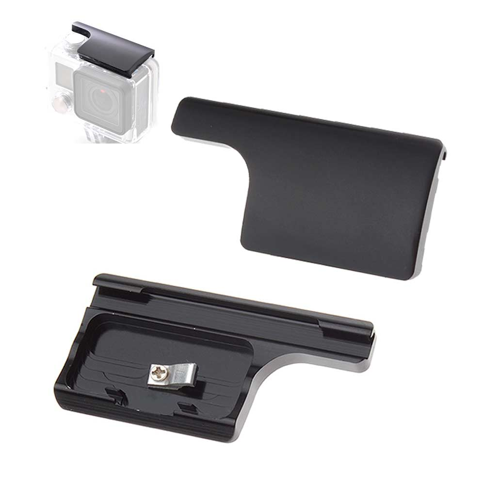 GoPro HERO 4 3副廠防水殼專用鋁合金上蓋鎖扣保護蓋扣環