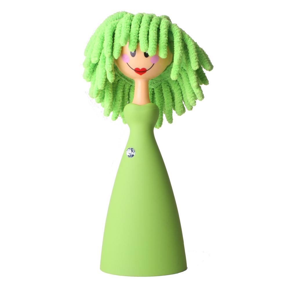 Vigar潔靚娃娃電腦刷-(綠色)