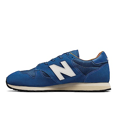 New Balance 復古鞋U520BL-D 中性 藍色