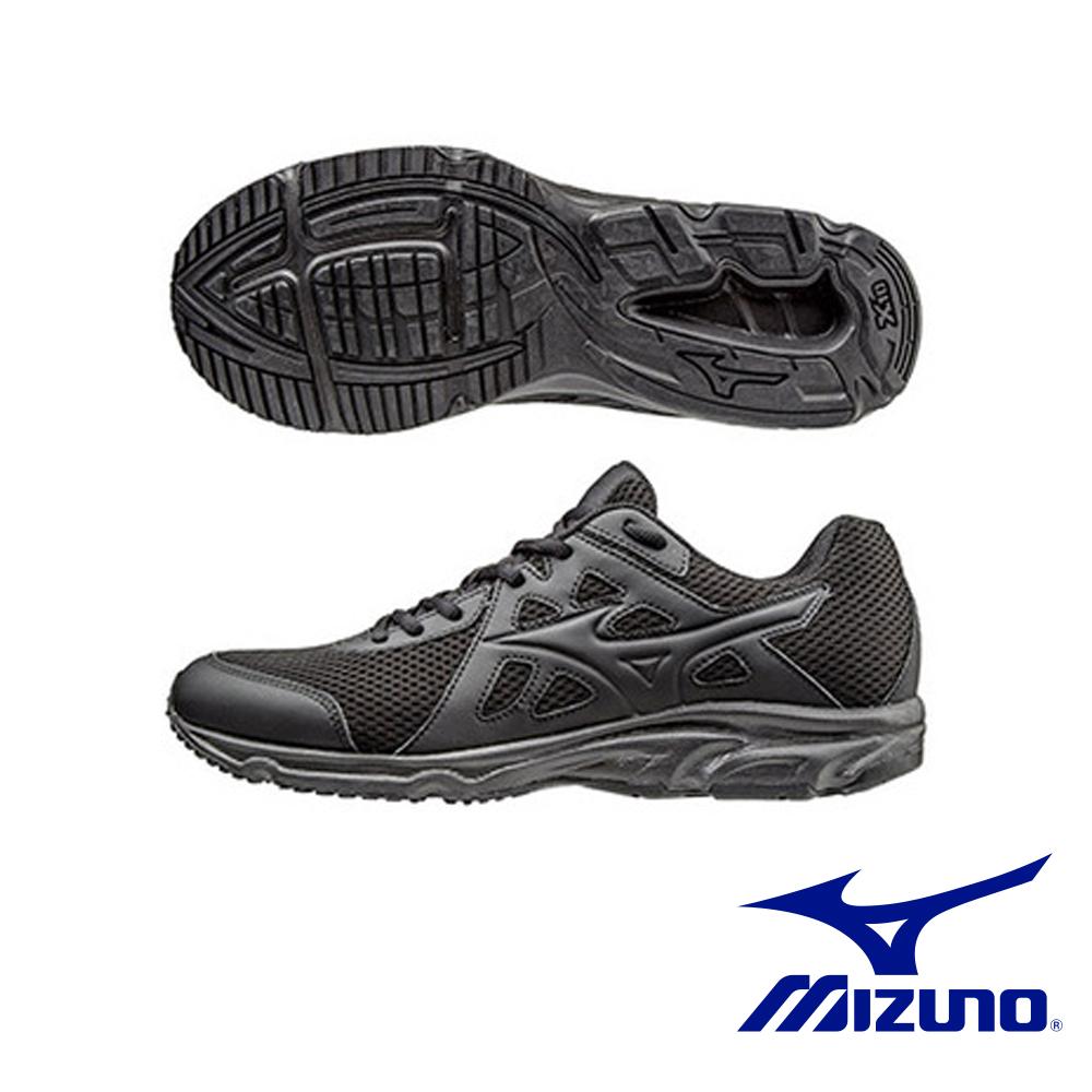 Mizuno 慢跑鞋 軍警鞋 工作鞋 學生鞋 (寬楦) K1GA170209
