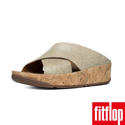 FitFlop TM-KYS TM-銀色