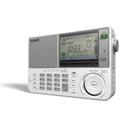 SANGEAN 全波段專業化數位型收音機 ATS909X