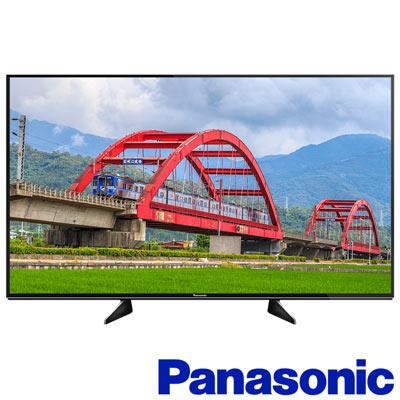 Panasonic國際 55吋 4K 智慧聯網液晶顯示器+視訊盒TH-55EX600W