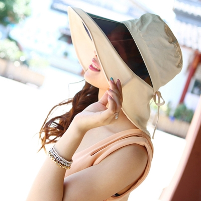 Seoul-Show-防潑水抗UV鏡片護頸遮陽帽4