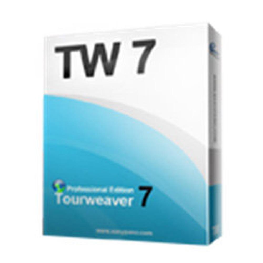 Tourweaver Professional(全景影片製作)(單機下載版)