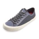 (男/女)Ponic&Co美國加州環保防水綁帶休閒鞋*灰色