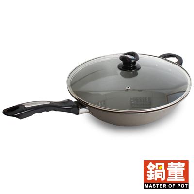 鍋董-五層複合金不沾炒鍋35cm