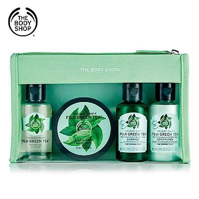 The Body Shop 富士山綠茶美髮美膚旅行組
