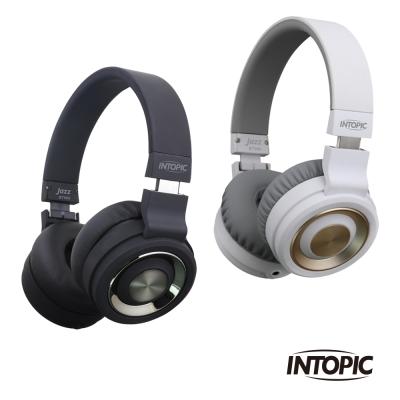 INTOPIC 廣鼎 摺疊藍芽耳機麥克風(JAZZ-BT980)