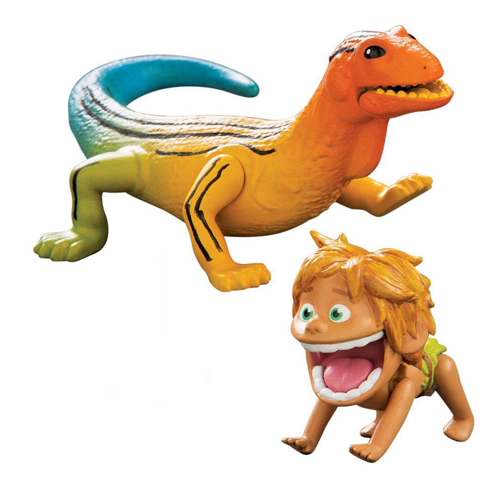 恐龍當家 - 造型恐龍 小巴&蜥蜴