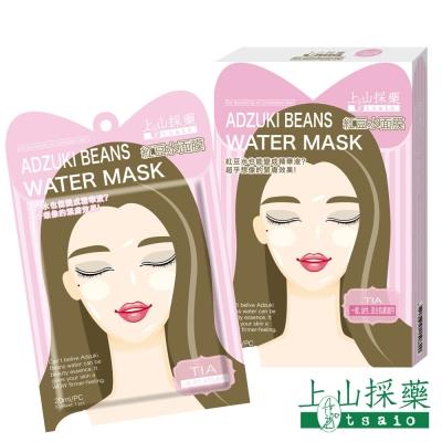 tsaio上山採藥 紅豆水面膜-油性/混合肌膚適用-5片裝/盒