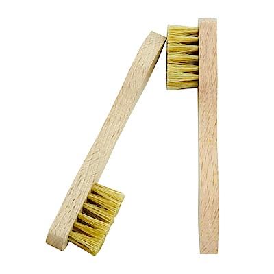 【SAPHIR莎菲爾】多用途刷(小) -人體工學櫸木握把,輕巧好用,可做除塵上蠟或拋光用