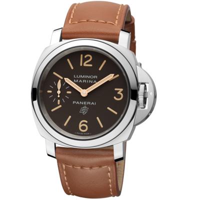 PANERAI 沛納海PAM00632 LUMINOR佛羅倫斯限量款手動上鏈腕錶-44mm