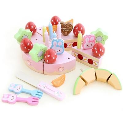 日本Mother Garden - 歡樂慶生蛋糕組