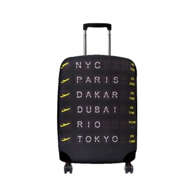 Bibelib 行李箱套 -目的地(適用26-31吋行李箱)