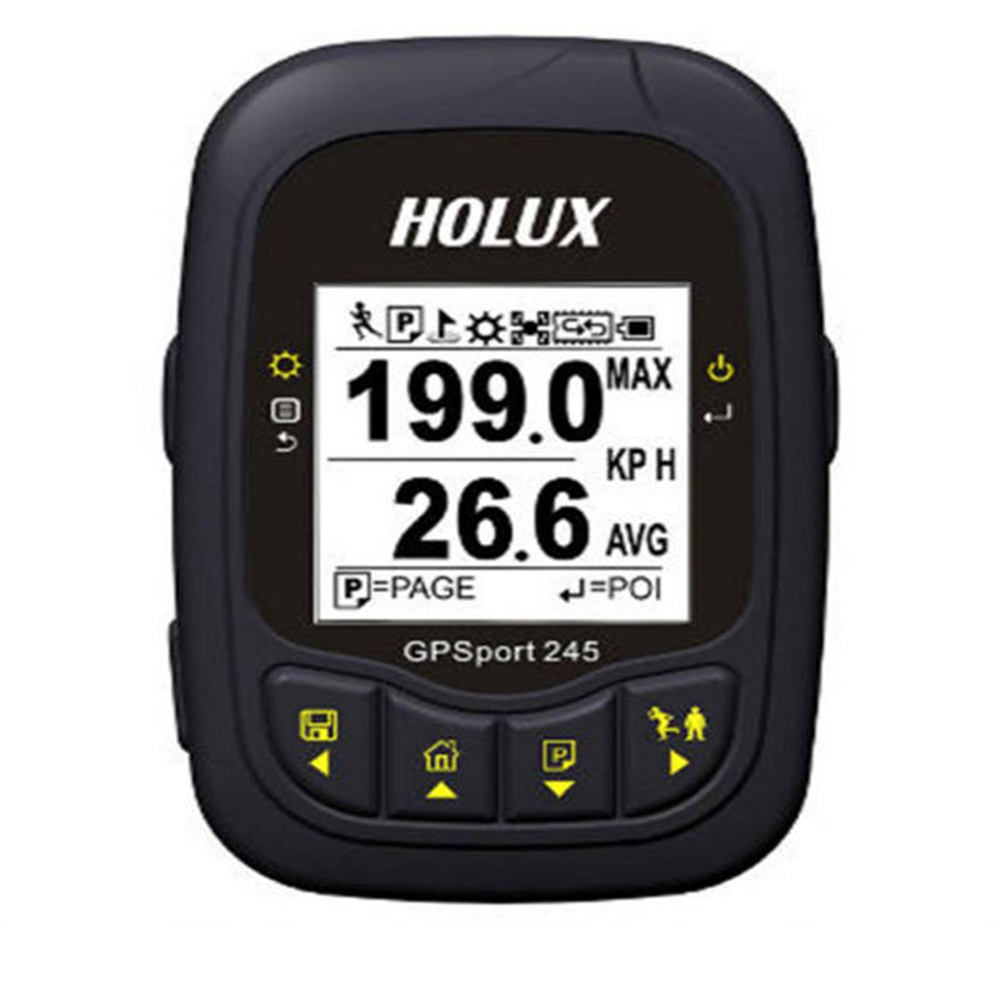 HOLUX GR-245 多功能碼錶GPS軌跡記錄器