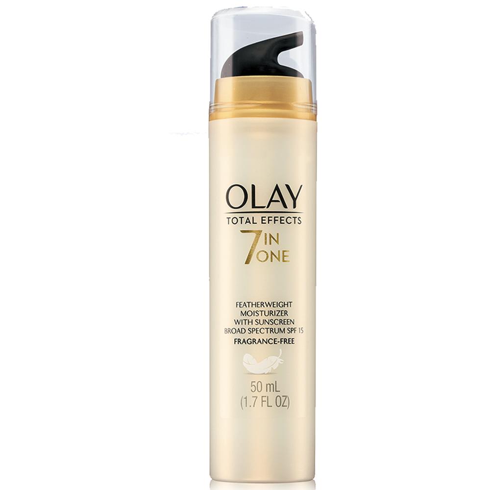 歐蕾 OLAY 多元修護清爽UV防曬霜SPF15 無香料配方 50ml