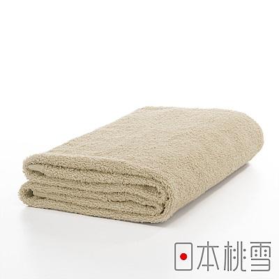 日本桃雪今治飯店浴巾(米黃)