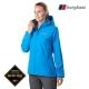 【Berghaus貝豪斯】女款GT輕量防水透氣連帽外套H22FS8潛水藍 product thumbnail 2