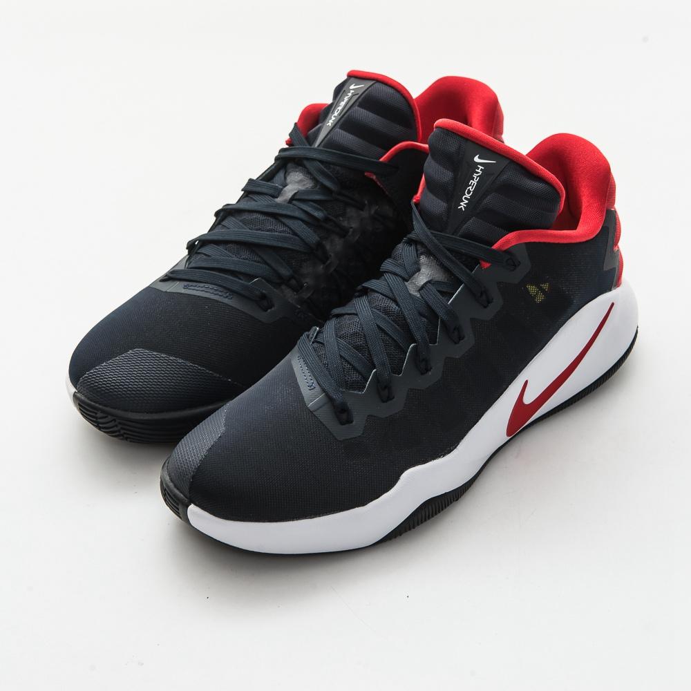 NIKE-HYPERDUNK LOW男籃球鞋-黑紅