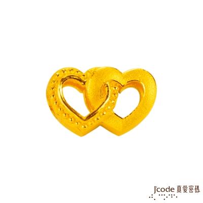 J'code真愛密碼 心交會黃金串珠
