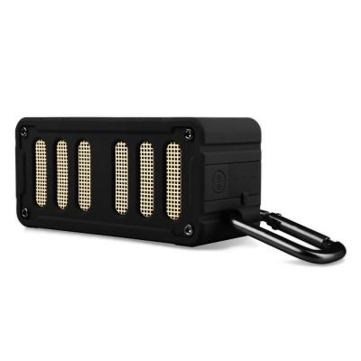 MiFa F6無線NFC隨身藍牙MP3喇叭-極地黑