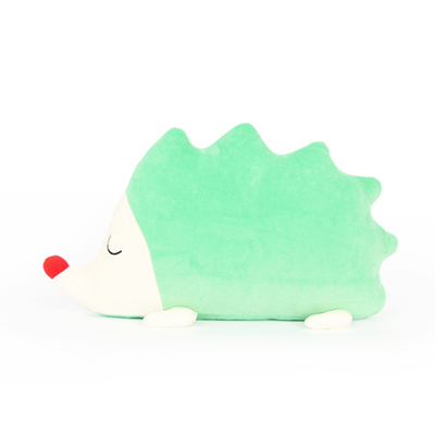 Yvonne Collection刺蝟造型靠枕-綠