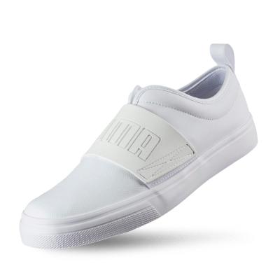 PUMA El Rey FUN男女復古休閒鞋-白色