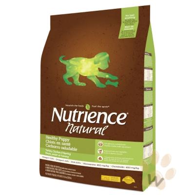 美國Nutrience紐崔斯 Natural幼母犬火雞肉13.6kg 1入