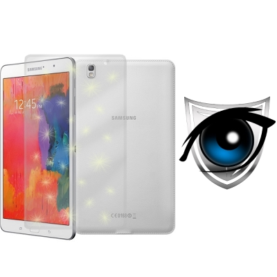 D&A Samsung Galaxy Tab 4 7.0 日本9H 藍光增豔螢幕貼