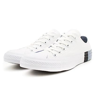 CONVERSE-男女休閒鞋159522C-白