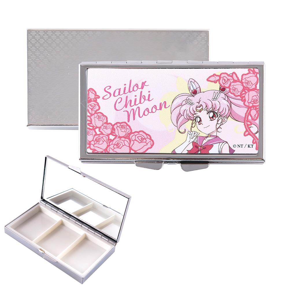 美少女戰士收納盒(附鏡子)_小小兔