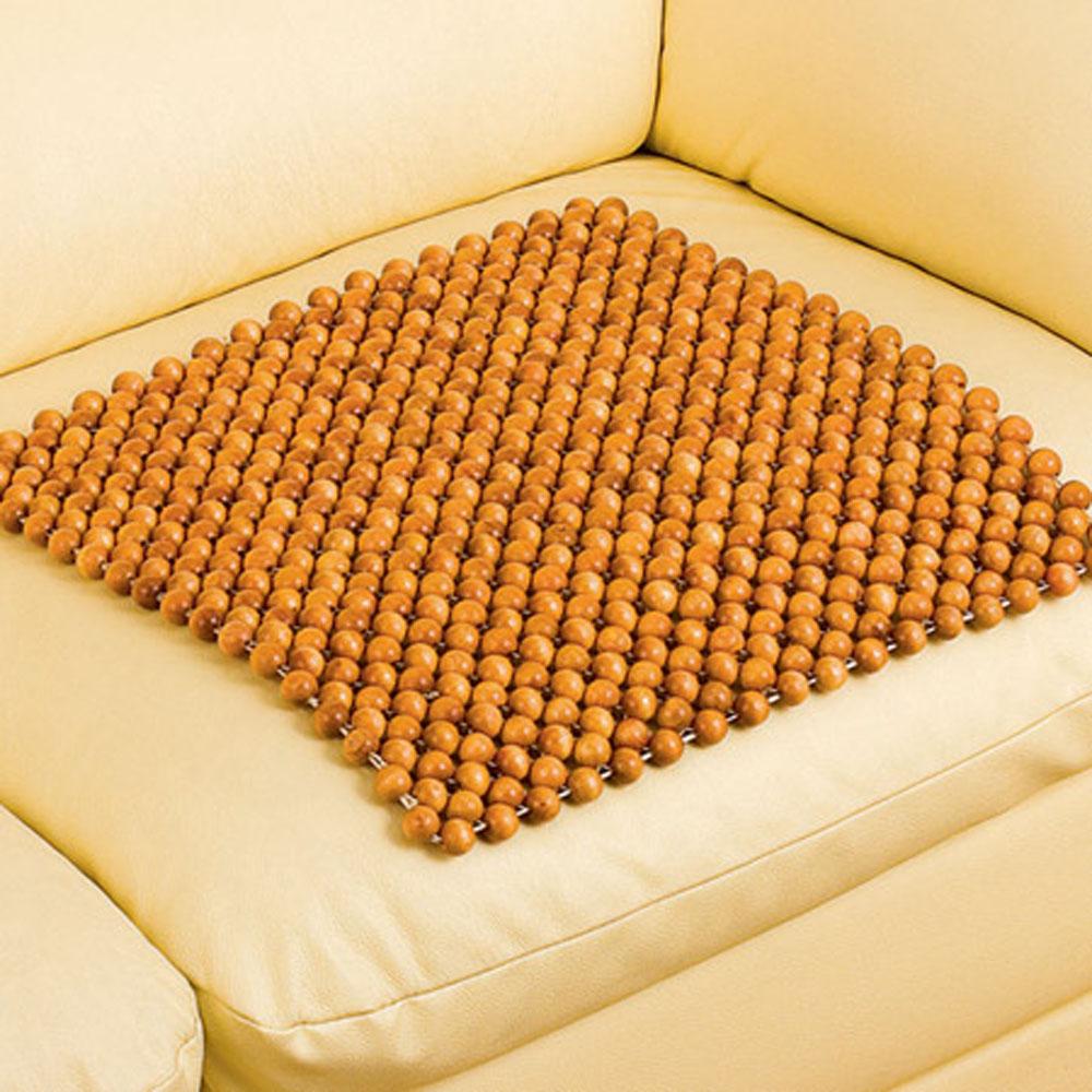 格藍傢飾-檜木珠沙發墊-1入