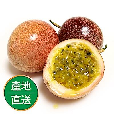 【果物配】蜜糖百香果.產銷履歷(天然金色糖漿/3公斤)