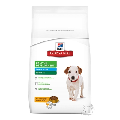 Hill's 希爾思 幼犬 均衡發育配方 小顆粒 2公斤